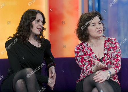 Stock Picture of Emma Kenny and Stephanie Calman