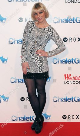 Editorial picture of 'Chalet Girl' World Film Premiere, London, Britain - 08 Feb 2011