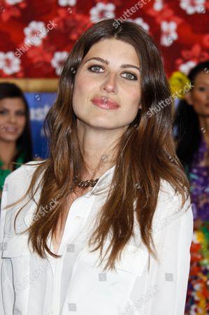 Michelle Alves, supermodel