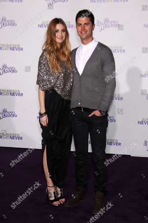 Whitney Port and boyfriend Ben Nemtin