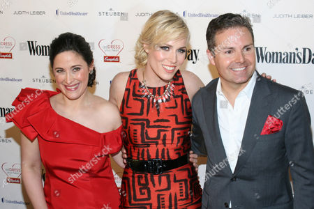 Editorial image of 8th Annual Woman's Day Red Dress Awards, New York, America - 8 Feb 2011