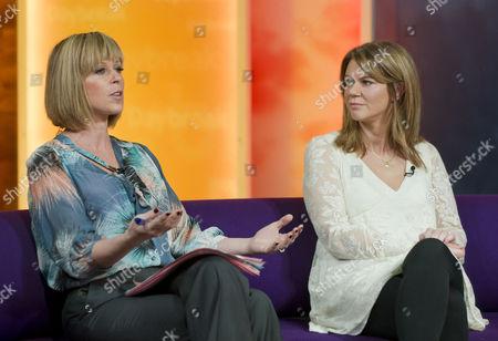 Editorial picture of 'Daybreak' TV Programme, London, Britain. - 10 Feb 2011