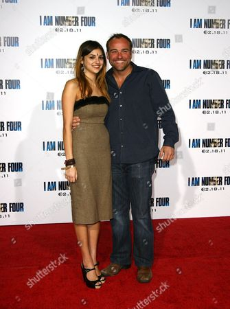 Riley DeLuise and David DeLuise