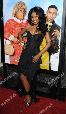 Editorial image of 'Big Momma's Like Father Like Son' film premiere, Los Angeles, America - 10 Feb 2011