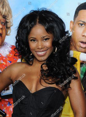 Stock Image of Jasmine Burke