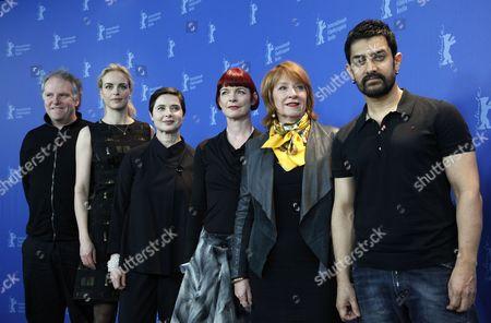 Guy Maddin, Nina Hoss, Isabella Rossellini, Sandy Powell, Jan Chapman, Aamir Khan