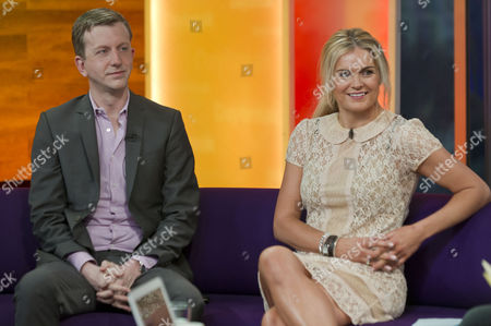 Phil Reay-Smith and Katy Hill