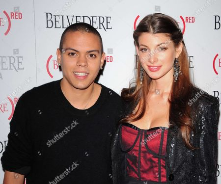 Editorial picture of Belvedere Vodka Launch Party for RED Special Edition Bottle at Avalon, Hollywood, Los Angeles, America - 10 Feb 2011