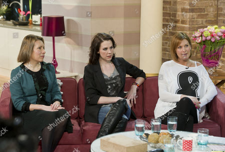 Stock Picture of Angelica Kavouni, Emma Kenny and Lisa Jeynes