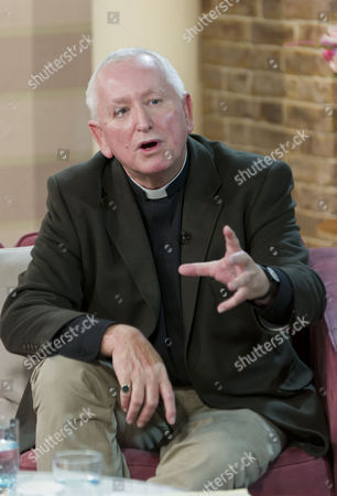 Stock Photo of Father Ray Andrews
