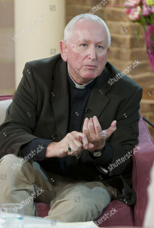 Stock Image of Father Ray Andrews