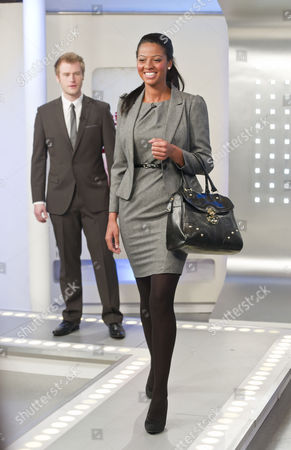 Editorial image of 'This Morning' TV Programme, London, Britain. - 11 Feb 2011