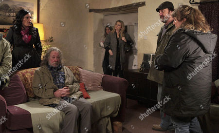 Editorial picture of 'Emmerdale' TV Programme. - 2010