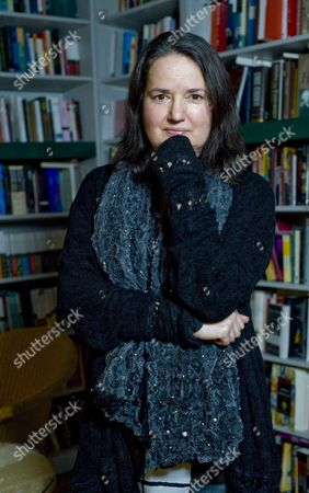 Editorial image of David Harsent and Jo Shapcott at the London Review of Books Bookshop, London, Britain - 10 Feb 2011