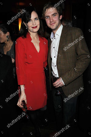 Elizabeth McGovern and Dan Stephens