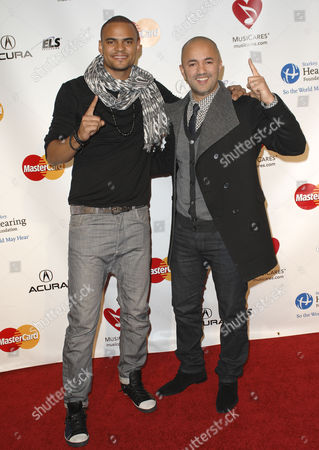 Mohombi and RedOne