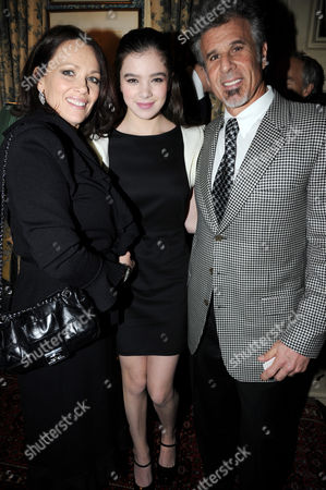 Editorial picture of Charles Finch's Pre-BAFTA party at Mark's Club, London, Britain - 12 February 2011