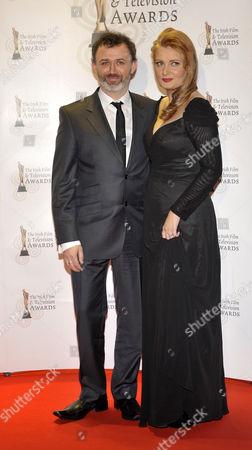 Tommy Tiernan and wife Yvonne