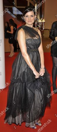 Editorial image of The Irish Film and Television Awards at the Convention Centre,  Dublin, Ireland  - 12 Feb 2011
