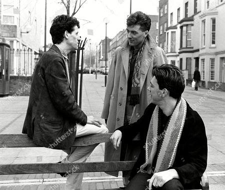 The Blue Nile - Robert Bell, Paul Buchannan, Paul Moore