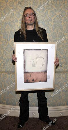 Stock Photo of Artist Guggi