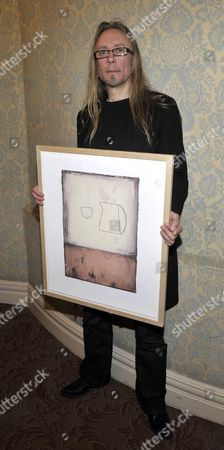 Editorial photo of 'The Irish Ship to Gaza Art Project' launch in Dublin, Ireland  - 11 Feb 2011