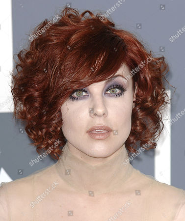 Editorial picture of 53rd Annual Grammy Awards, Arrivals, Los Angeles, America - 13 Feb 2011