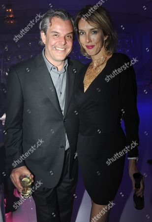 Danny Huston and Sarah Woodhead