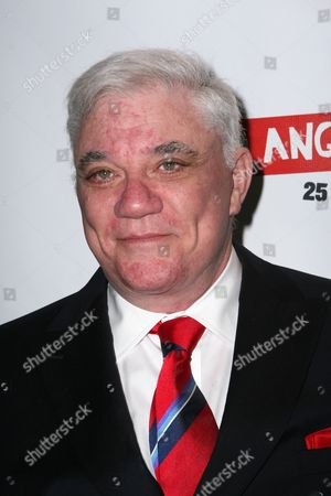 Stock Image of Rex Reed