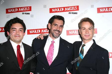 Editorial photo of Naked Angels' 25th Anniversary Gala, Roseland, New York, America - 14 Feb 2011
