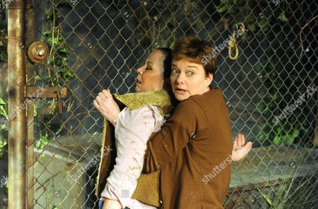 'Snake in the Grass' - Mossie Smith (Alice) and Sarah Woodward (Miriam)