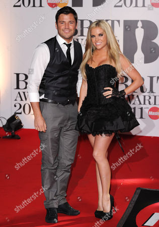 Kayla Collins and Mark Wright