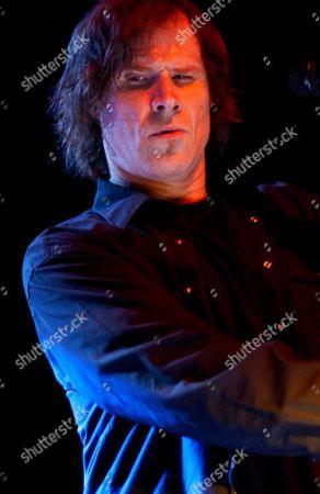 Stock Image of Mark Lanegan