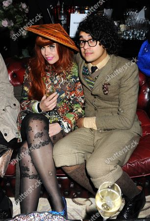 Editorial photo of Universal Brit Awards after party, The Savoy, London, Britain - 15 Feb 2011