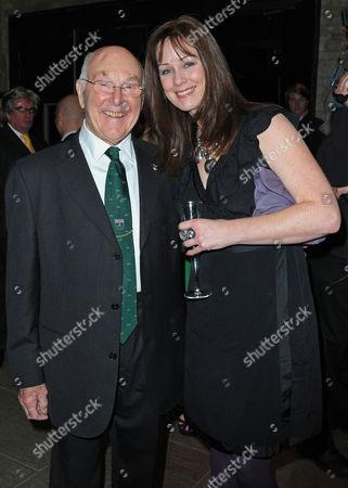 Stock Photo of Murray Walker and Maxine Godfrey