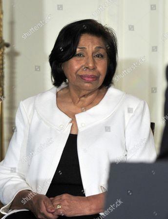 Stock Picture of Civil Rights activist Sylvia Mendez