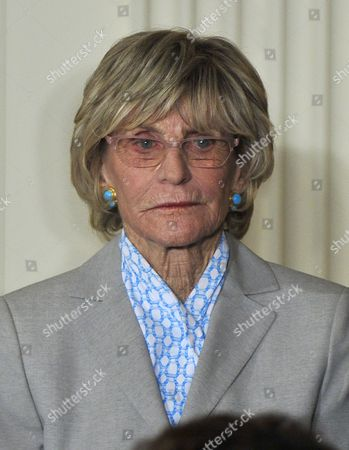 Former United States Ambassador to Ireland Jean Kennedy Smith