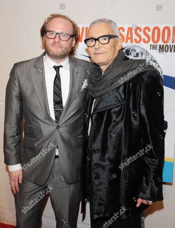 Editorial picture of 'Vidal Sassoon: The Movie' Film Premiere, Los Angeles, America - 15 Feb 2011