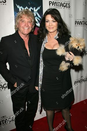 Editorial photo of 'Rock of Ages' Opening Night, Los Angeles, America - 15 Feb 2011