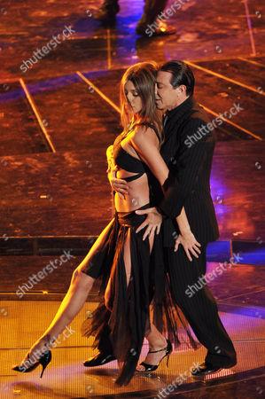 Editorial picture of 61st Sanremo Music Festival, Sanremo, Italy - 15 Feb 2011