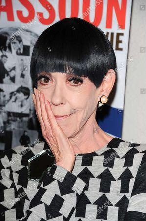 Editorial photo of 'Vidal Sassoon: The Movie' film premiere, Los Angeles, America - 15 Feb 2011