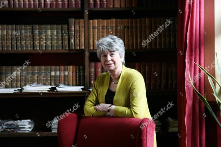 Stock Picture of Gaynor Arnold at The Birmingham Midland Institute, Birmingham, Britain