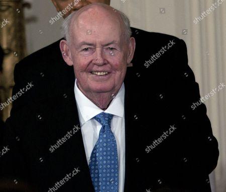 Stock Picture of AFL-CIO former president, John J Sweeney