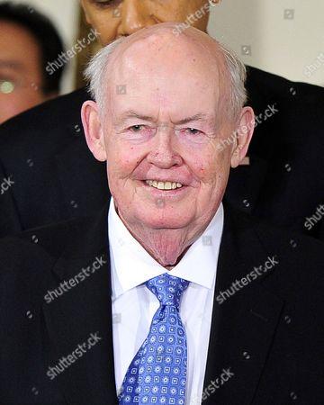 John J Sweeney, President-Emeritus of the AFL-CIO