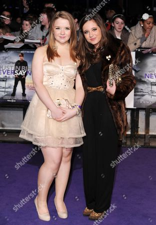 Stock Image of Lorna Fitzgerald and Madeline Duggan