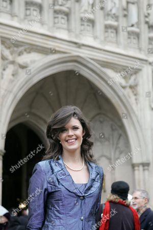 Editorial photo of Service of Thanksgiving for Dame Joan Sutherland at Westminster Abbey, London, Britain - 15 Feb 2011