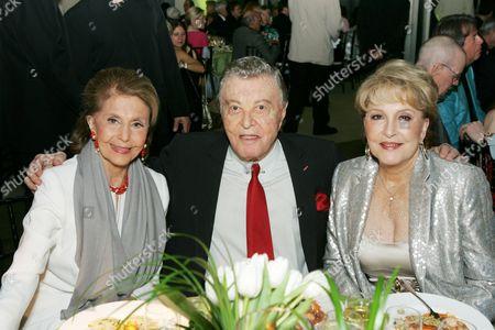 Cyd Charisse, Toni Martin and Ginny Mancini