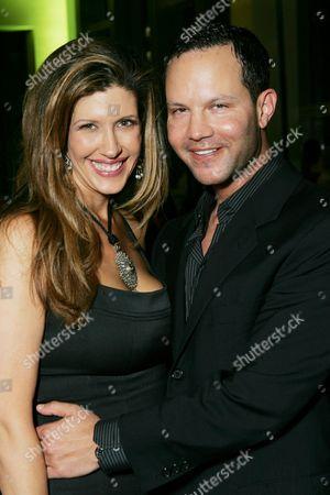 Stock Photo of Liane and Richard Weintraub