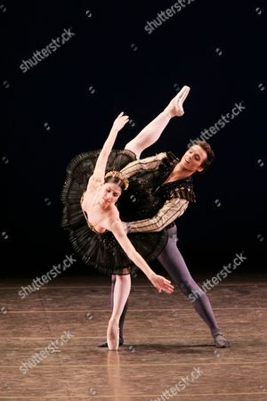 Editorial photo of ABT and the Music Center Host a Party with ABT Dancers