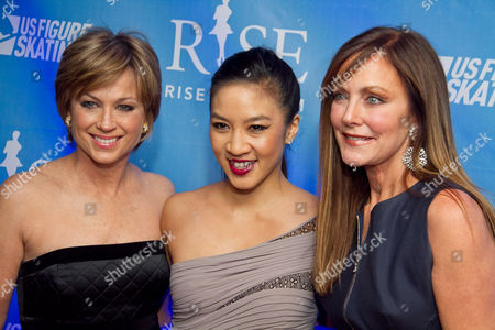 Peggy Fleming, Dorothy Hamill, Michelle Kwan